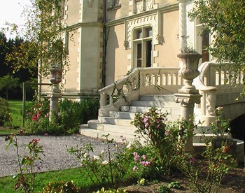 Chateau Steps