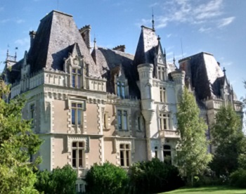 Chateau Allure du Lac France