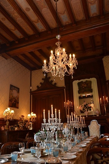 Chatelain's Dining Room, 350x528